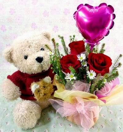 Teddy's Surprise